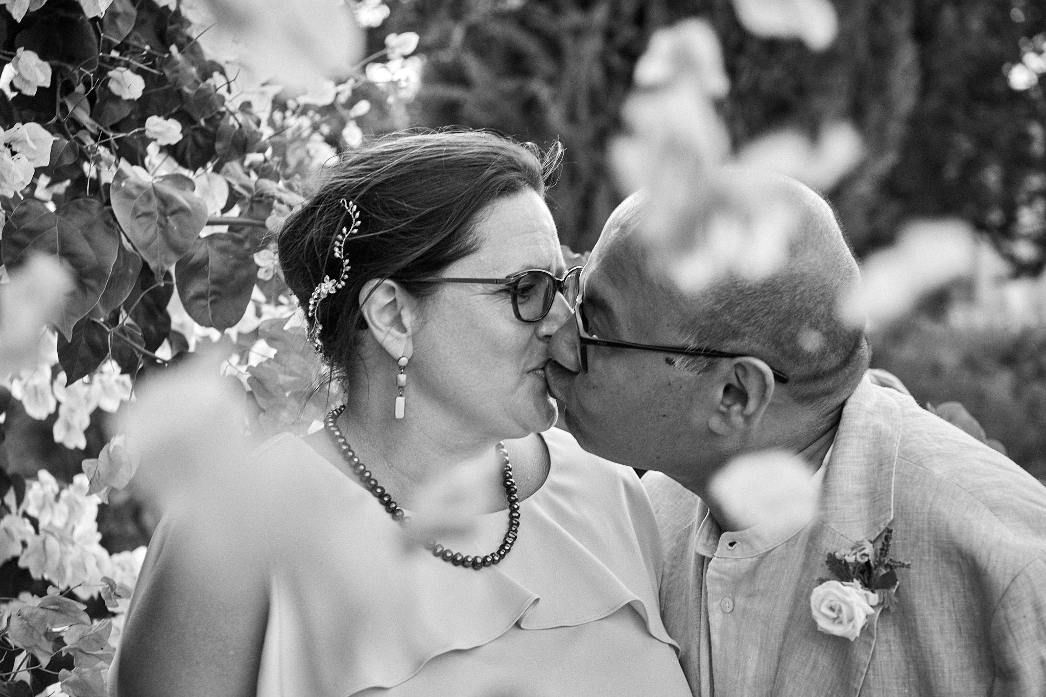 The Black and white (B&W / Monochrome) photographs from the  Wedding of Carolyn and Avirup, which was held at Natura Beach Hotel, Polis in Cyprus.