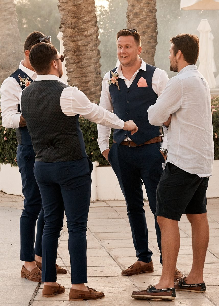 Wedding photograph, taken in Cyprus by Richard KingThe Wedding of Hannah and Ross at the Louis Imperial Beach Hotel in Paphos