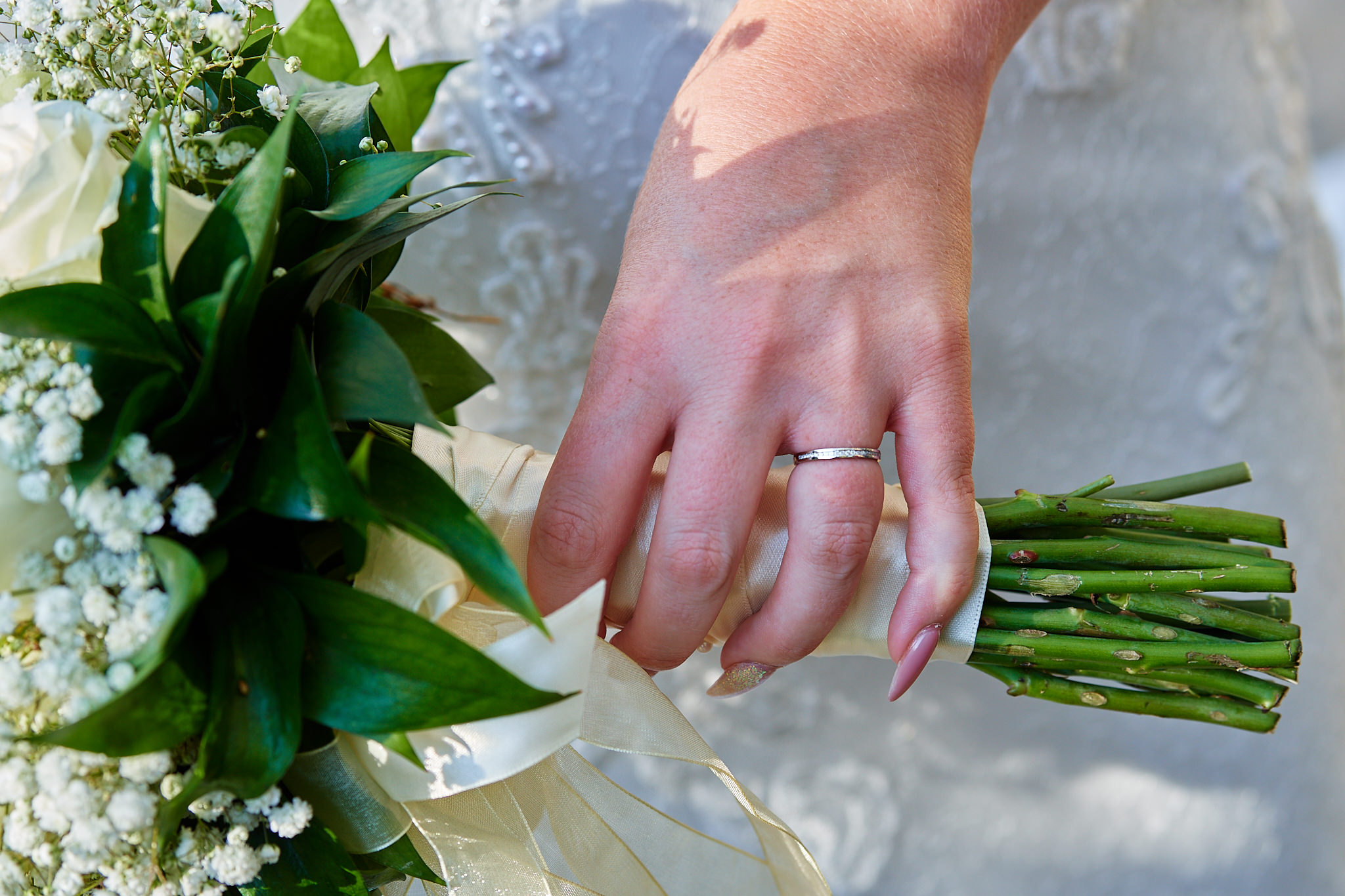 The wedding of Catherine and Michael, at the Olympic Lagoon Resort in Ayia Napa