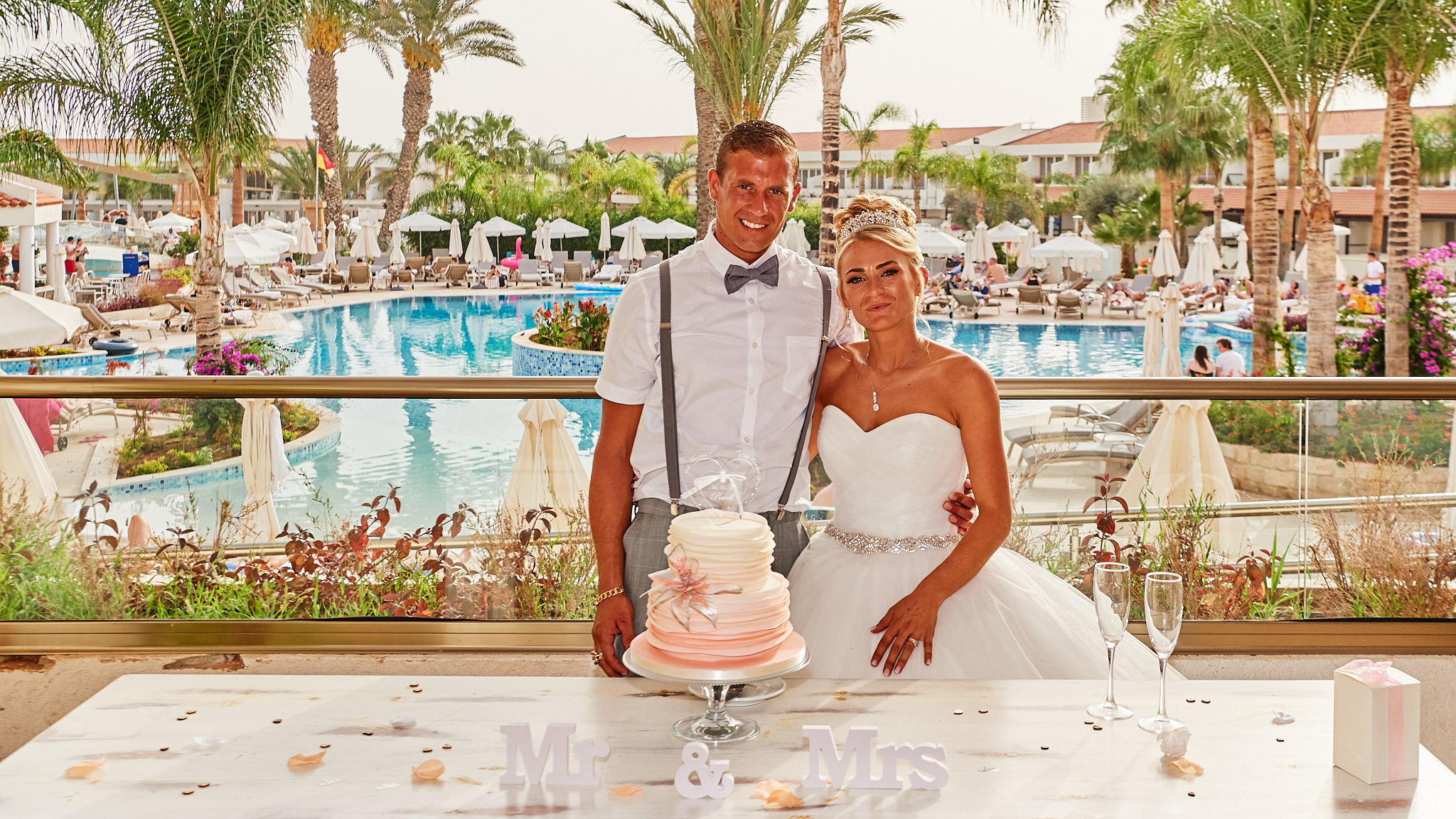Photograph from a Cyprus Wedding
