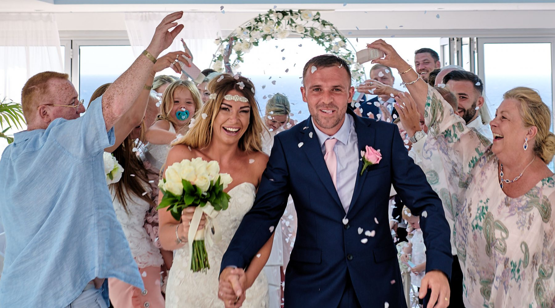 Choosing the time of day to get married in Cyprus