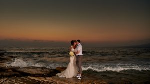 Wendy and Ian – Pafos – St. George Hotel – July 2018 – Colour