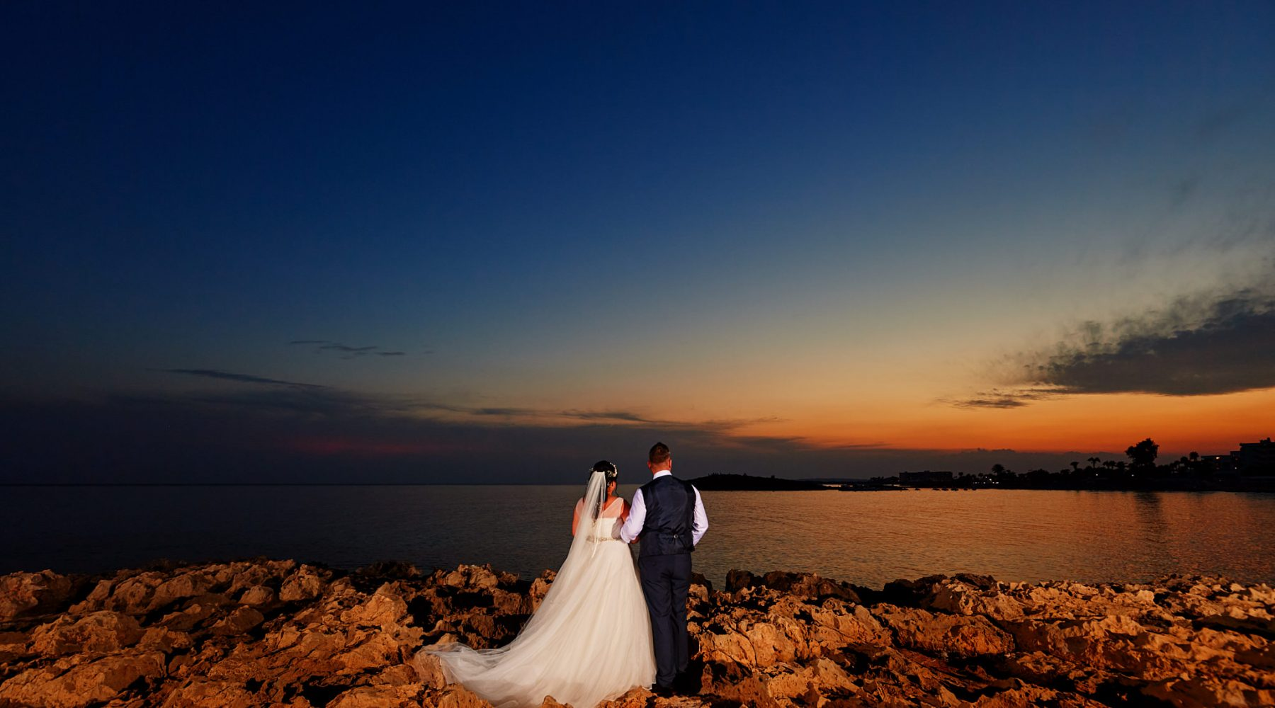 Tracey and Steve – Nissi Beach Resort – Ayia Napa