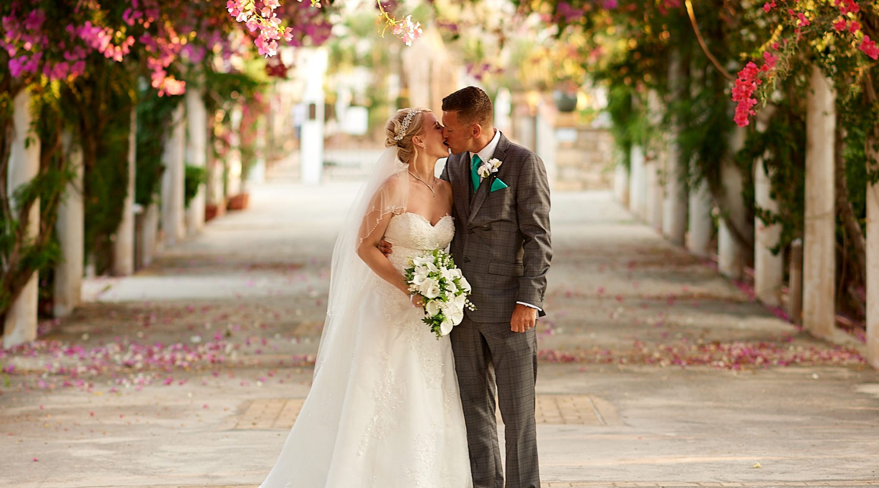 The best time of the year to get married in Cyprus