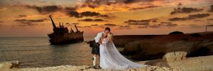 Planning an awesome sunset shoot for your Cyprus Wedding