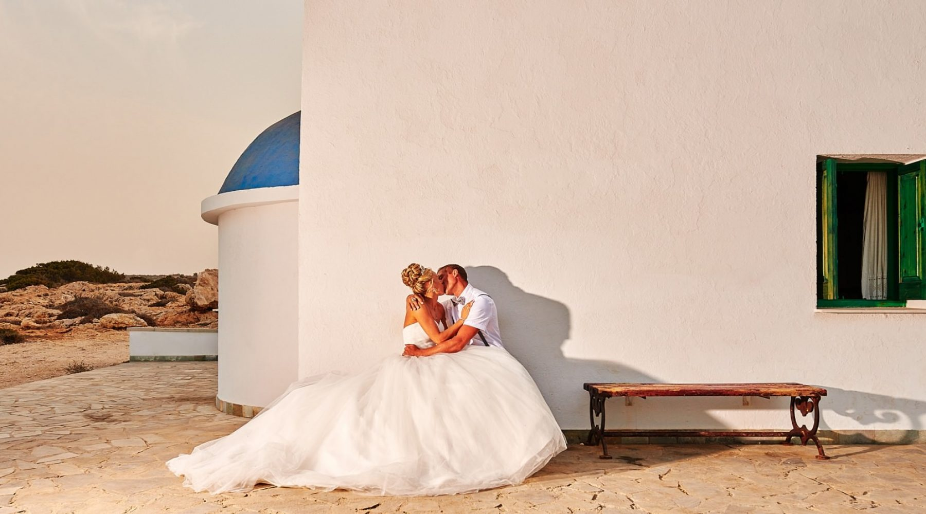 Top ten reasons to choose Cyprus for your destination wedding